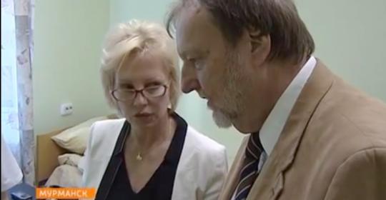 Врачи из Германии окажут помощь в лечении мурманских детей. Видео